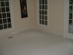 Family Room - Floor Painted 3