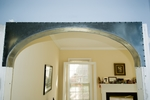 Family Room - Entryway - Arch Install-2091