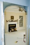 Family Room - Entryway - Arch Install-2094