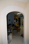 Family Room - Entryway - Arch Install-2102